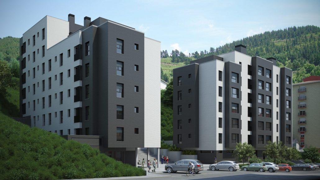 Residencial Aldapa Norte