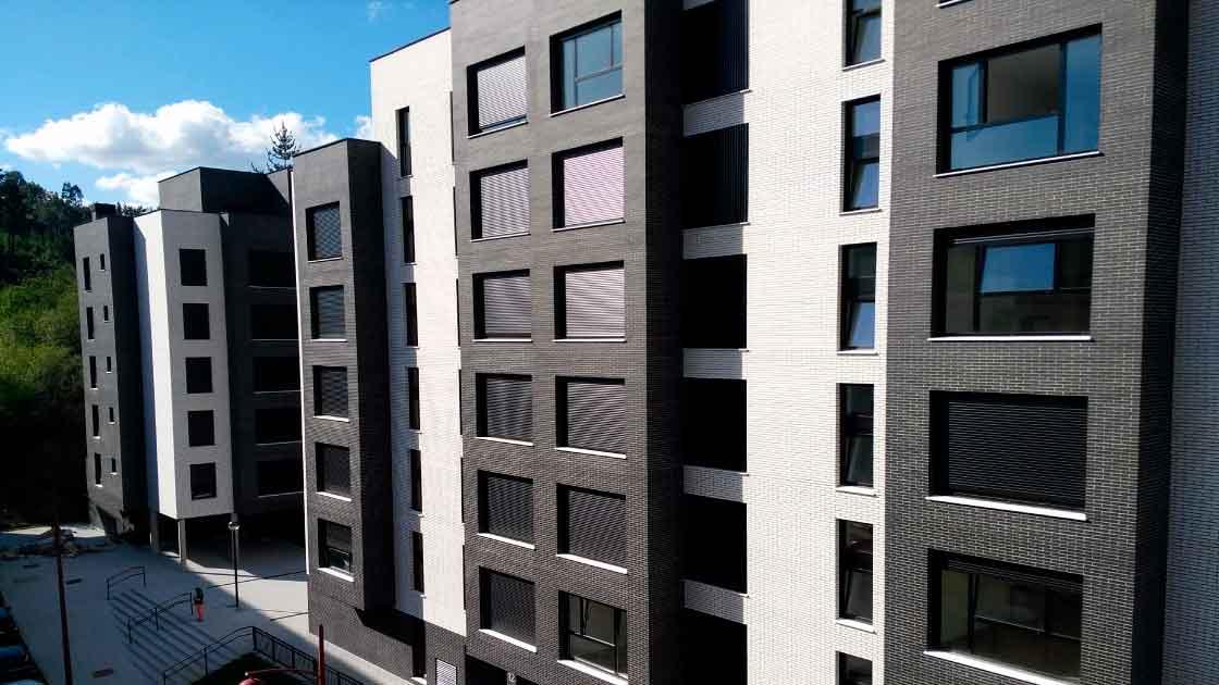pisos obra nueva en Ermua